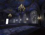 Ballroom 002 PNG by neverFading-stock