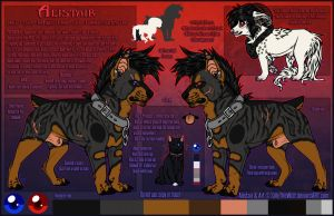 .: Alistair Official Sheet Ref 2015 :. by SillyTheWolf