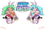 Happy Easter! 2017 by Bioshin26