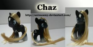 Chaz Pony by AnimeAmy