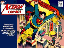 Action Comics 210 by Superman8193