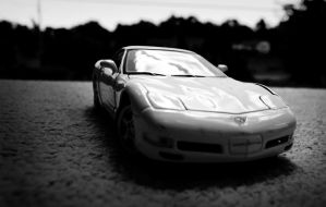 My Corvette by Subsonicboom