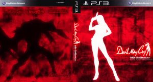 Custom Devil May Cry Collection Cover 3 Stylish by Billysan291