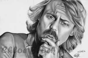 Keith Lemon by ItsCloctorArt