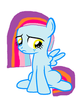 Do you love me?even with my darkside? by cottoncloudyfilly