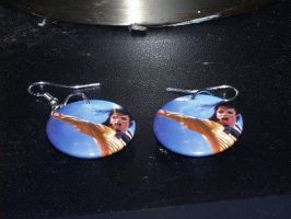 my mj earrings by filmcity