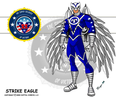 The Strike Eagle by skywarp-2