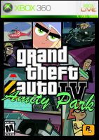Grand Theft Phantom by Futureboy3000