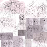 sketchdump 2 by Suihara