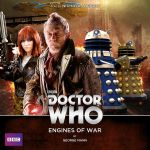 Engines of War audiobook cover by Hisi79