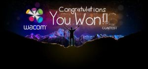 Wacom dream my dream is to win by SmileGodlovesyou
