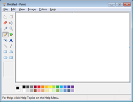 Classic MS Paint in Windows 7 by Vishal-Gupta
