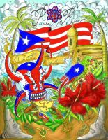 Beauty of Puerto Rico by Ray-of-Afterlife