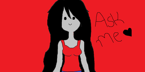Ask Me by AT-Marceline