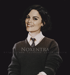 Jaimie Alexander as Ravenclaw by N0xentra