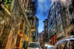 Houses of the Holy HDR by ISIK5
