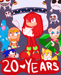 20th Anniversary by durro-goiie