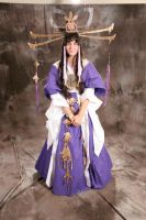 Tomoyo hime cosplay by Brangienne