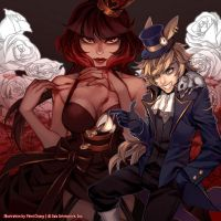Gaia Online: October Wonderland by finni