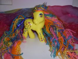 MLP Custom Rainbow Riot by colorscapesart