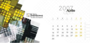 desk calendar again by heranush