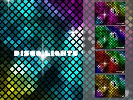 5 disco lights wallpapers by mnoso90