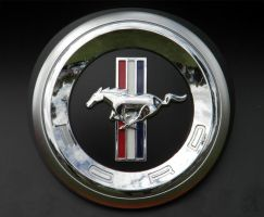 Mustang Badge by Sheppard56