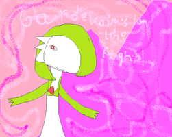 Gardevoir in the house! by PokeLover456