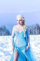 I'll rise like the break of dawn - Elsa by FrancescaMisa