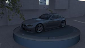 BMW_Z4_WIP03 by RTshaders