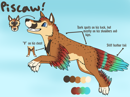 Piscaw Reference by Pepper-Head