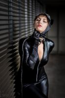 Catwoman (Comic) by BambiCosplay