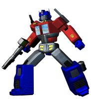 Optimus Prime 2 by johnnyBgood007