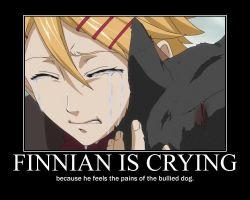 DP: Finnian is crying by dark-Reality-04