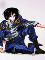 Roy Mustang by MadCookie333