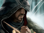 Assassin's Creed Revelations Ezio Auditore by Luisseb