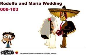 Rodolfo and Maria wedding by mexopolis