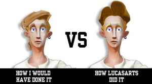 Guybrush Threepwood? by Irishmile