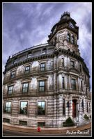 Splendour of the Past-HDR by bellocqa
