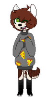 (gif)Pizza Is Rlly Good by olliku