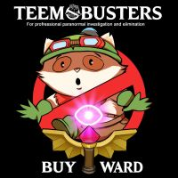 TEEMOBUSTERS by chanseven