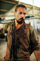 Room cleared ! - cosplay The last of us by James--C