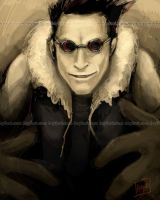 FMA Greed by crashhappy