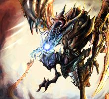 Bahamut by chaostudio