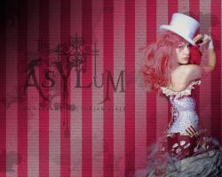 Asylum Wallpaper by xaddictedxtragedyx