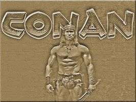 A Carved Stone Conan wp by SWFan1977