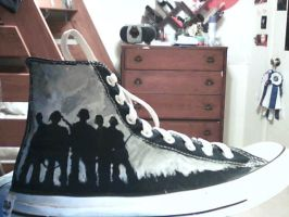 My Chemical Shoe by FireSpiritRei