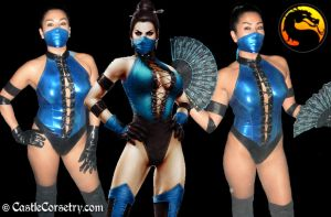 Kitana by CastleCorsetry