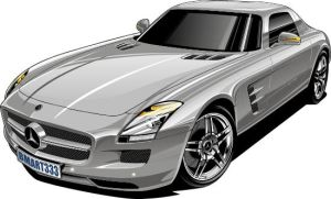 Mercedes 2011 AMG by Bmart333