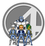 Fantastic Four by therealOrkie